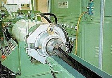 extrusion line for rubber profiles_colmec-120pc